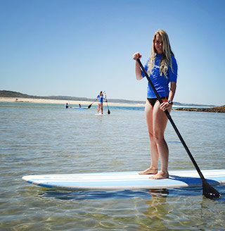 Our SUP Lessons
